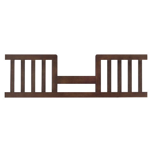 Child Craft Bed Rails - Walnut - image 1 of 2