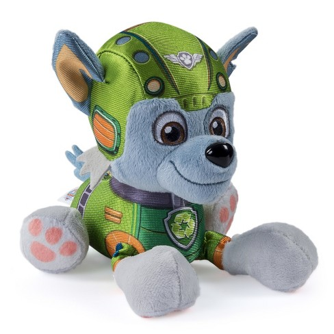 Paw Patrol - Air Rescue Rocky Basic Plush - image 1 of 1