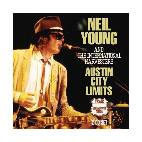 Neil Young - Austin City Limits (CD) - image 1 of 1