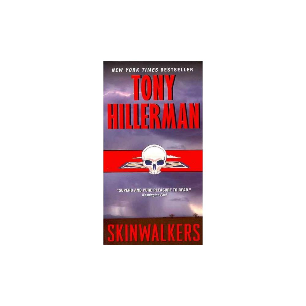 Skinwalkers - Reissue by Tony Hillerman (Paperback)