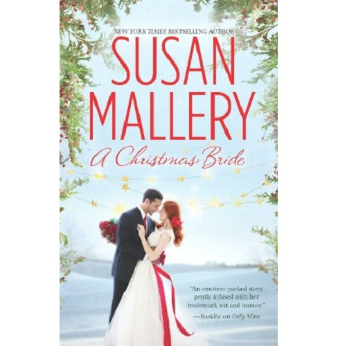A Christmas Bride (Paperback) by Susan Mallery - image 1 of 1