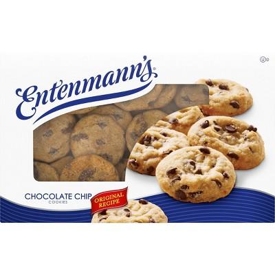 Entenmann's Chocolate Chip Cookies - 12oz