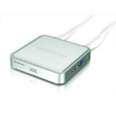 IOGEAR 4-Port USB KVM Switch - 4 x 1 - 4 x Type A USB, 4 x HD-15 Video - image 1 of 1