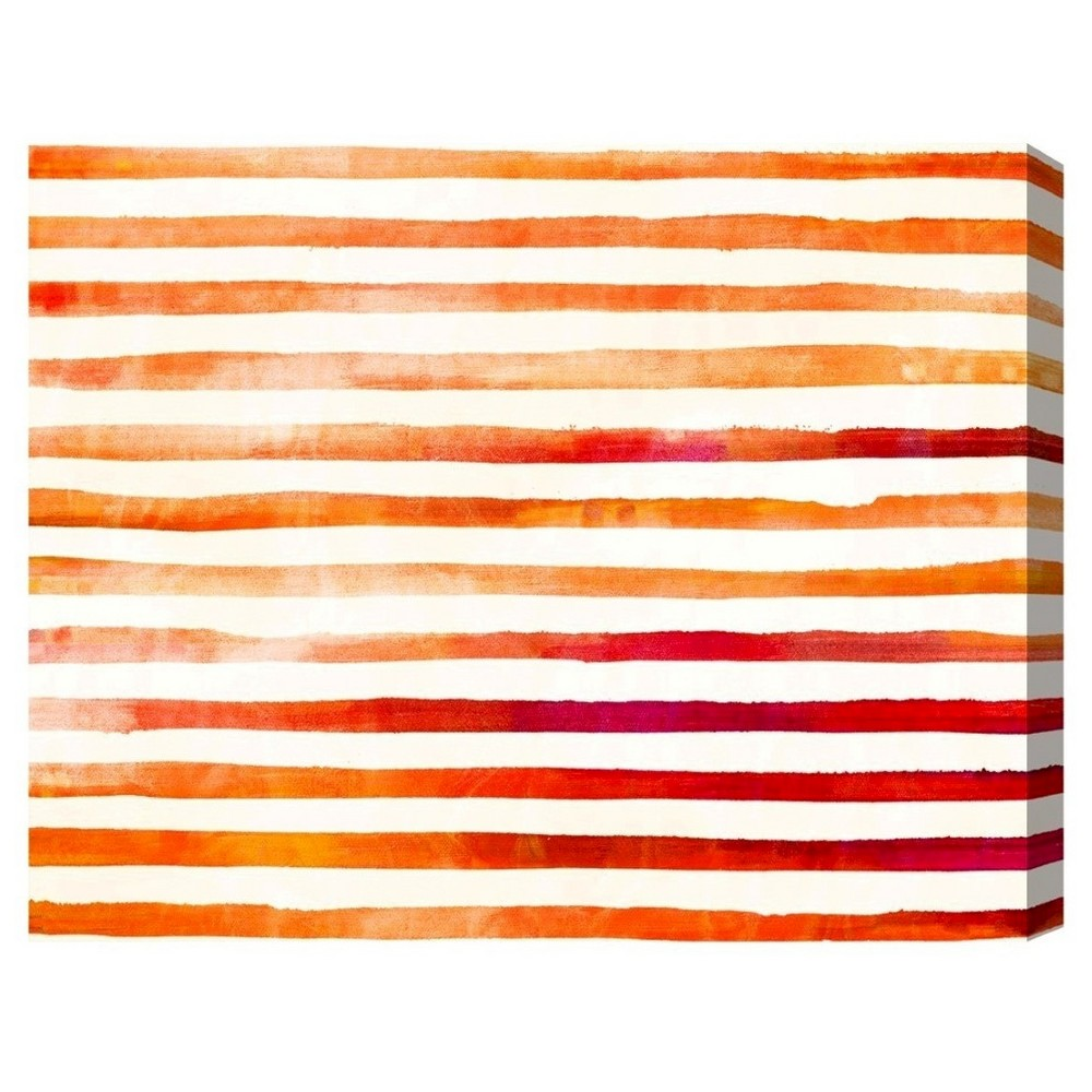 """Image of """"Oliver Gal Unframed Wall """"""""My Sweetness"""""""" Canvas Art(40x30), Multicolored"""""""