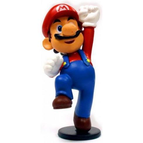Super Mario Mario 2-Inch Mini Figure [Jumping, Loose] - image 1 of 1