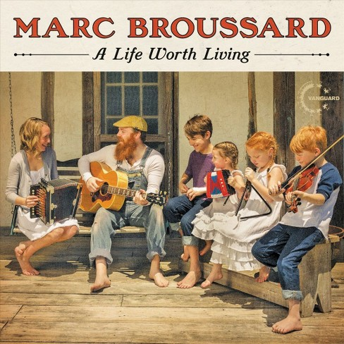 Marc broussard - Life worth living (CD) - image 1 of 1