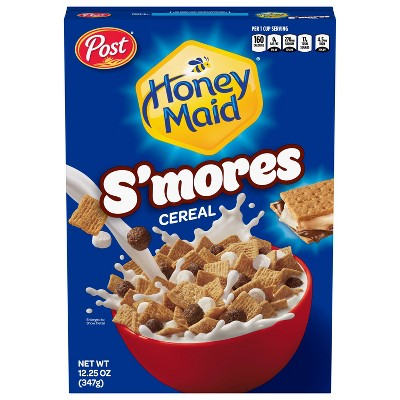 Honey Maid S'more's Breakfast Cereal - 12.25oz