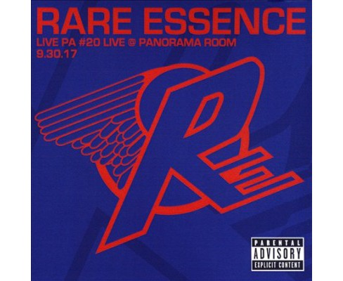 Rare Essence - Live Pa 20:Live At Panorama Room 9 30 (CD) - image 1 of 1