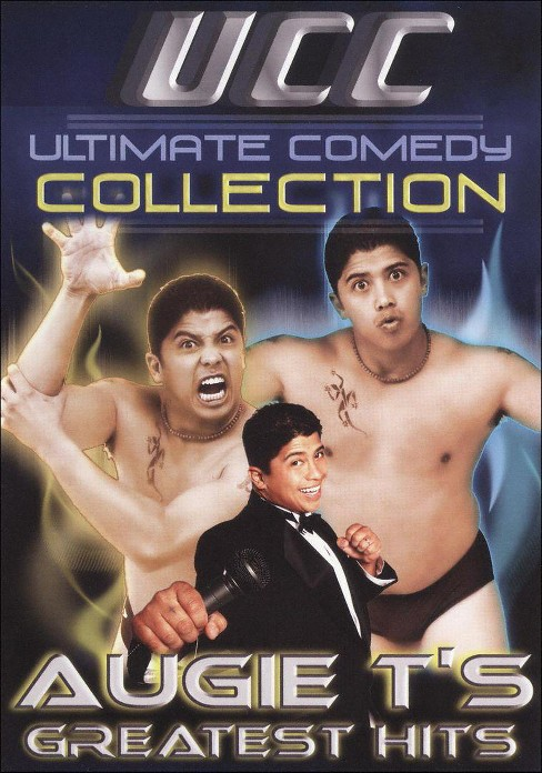 Augie T's Greatest Hits: UCC - Ultimate Comedy Collection (2 Discs) (dvd_video) - image 1 of 1