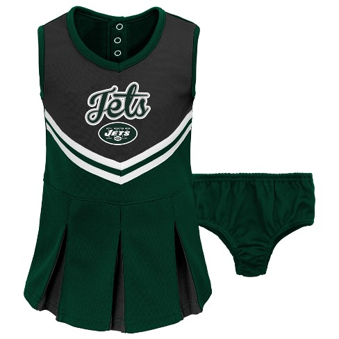 1ffd8320e52 New York Jets Infant  Toddler In The Spirit Cheer...   Target