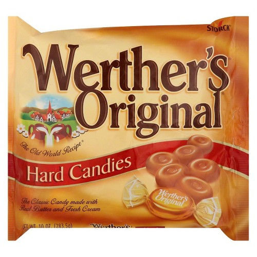 Werther's Original Hard Candies - 10oz