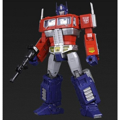 Takara Transformers Masterpiece Figure: MP-10 Optimus Prime with Trailer, Relaunch