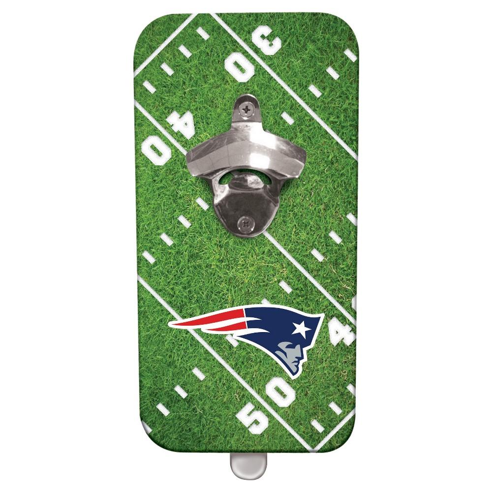 New England Patriots Clink N Drink Magnetic Bottle Opener