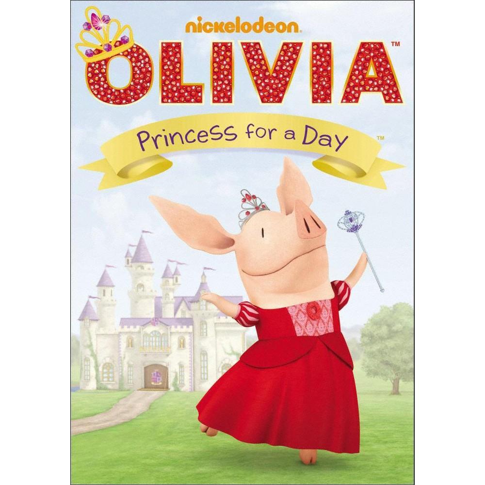Olivia: Princess for a Day