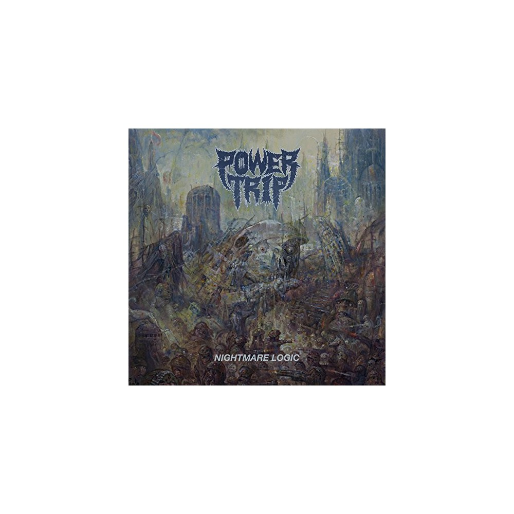Power Trip - Nightmare Logic (CD)