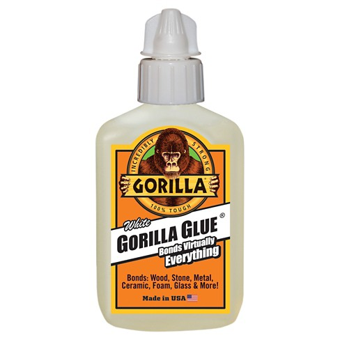 Gorilla 2oz Fast Cure Glue - image 1 of 3
