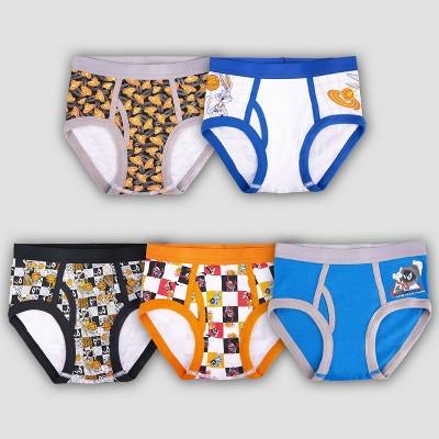 Boys' Space Jam 5pk Underwear