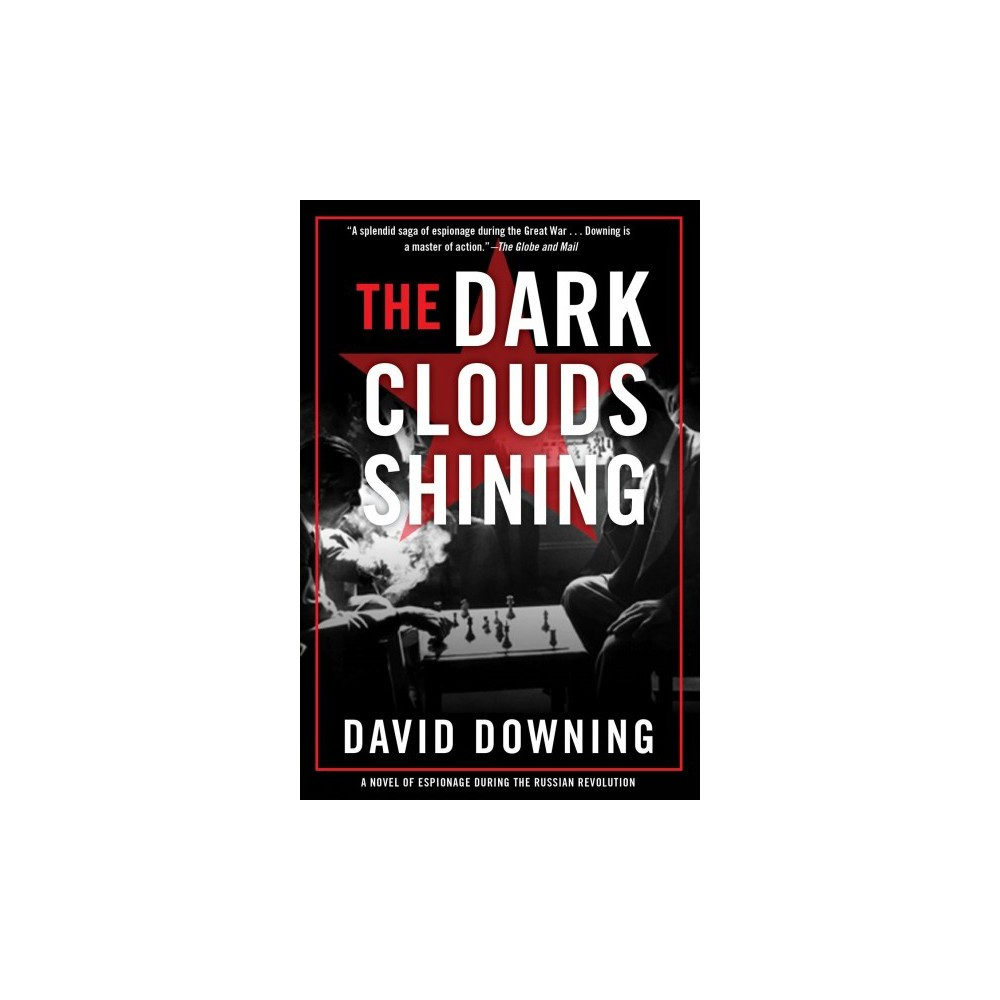 Dark Clouds Shining - (Jack McColl) by David Downing (Paperback)