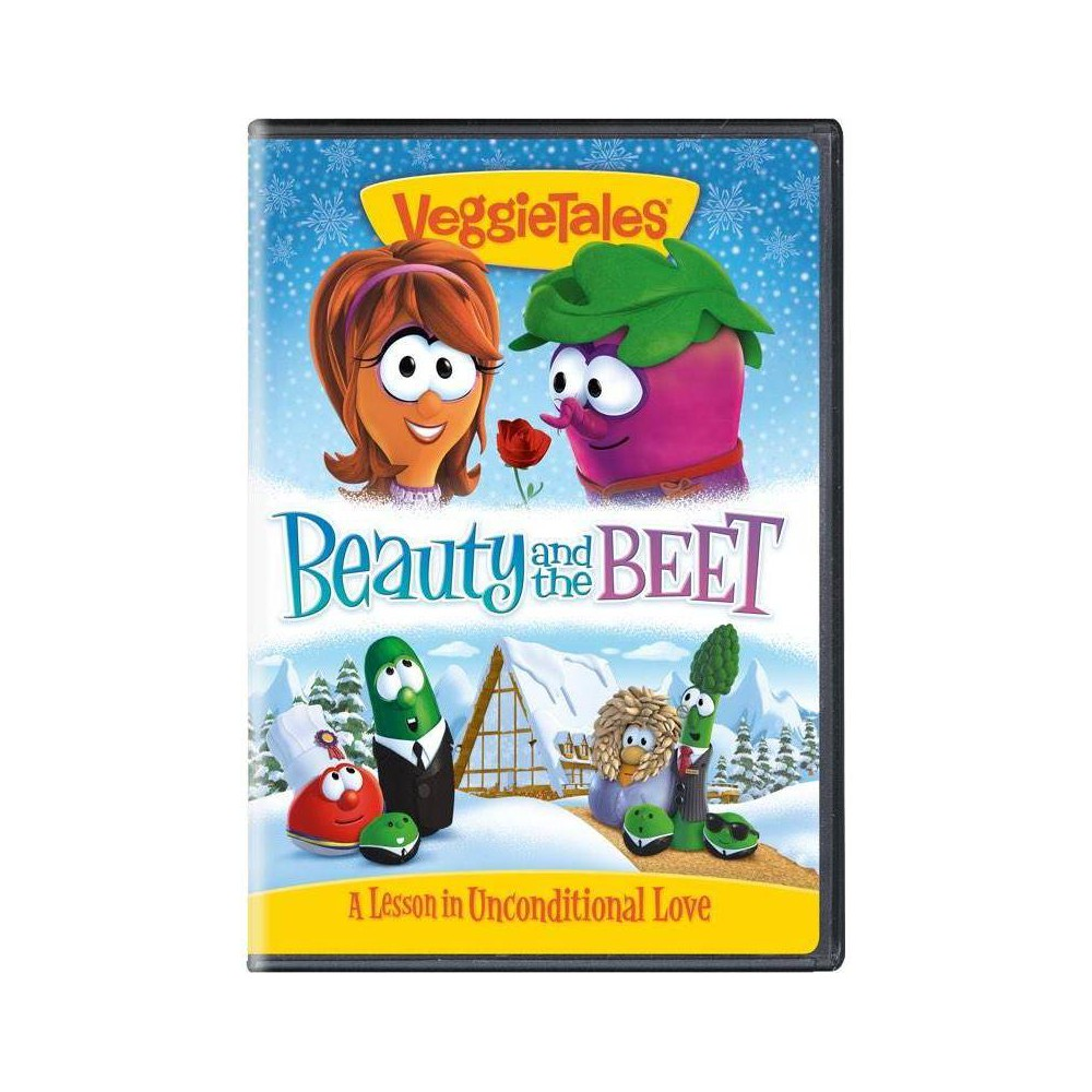 Veggie Tales: Beauty And The Beet (DVD)
