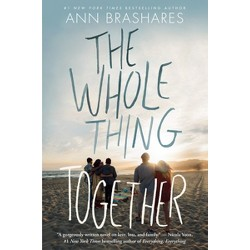 THE WHOLE THING TOGETHER (TARGET SIGNED) (Hardcover) by Ann Brashares