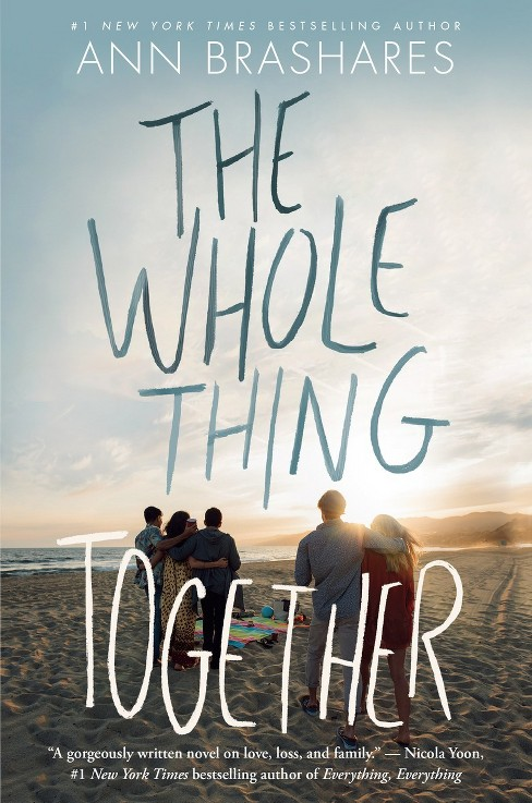 THE WHOLE THING TOGETHER (TARGET SIGNED) (Hardcover) by Ann Brashares - image 1 of 1