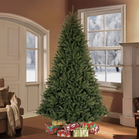 - 7ft Unlit Artificial Christmas Tree Forest Fir - Puleo : Target