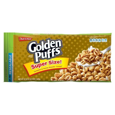 Malt O Meal Golden Puffs Super-Size 37 oz - image 1 of 1