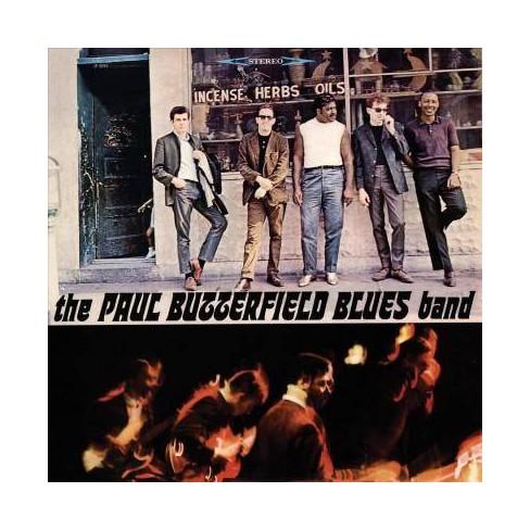 Paul Blues Band Butterfield - Paul Butterfield Blues Band (Vinyl) - image 1 of 1