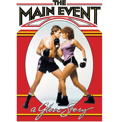 Main Event (DVD) - image 1 of 1