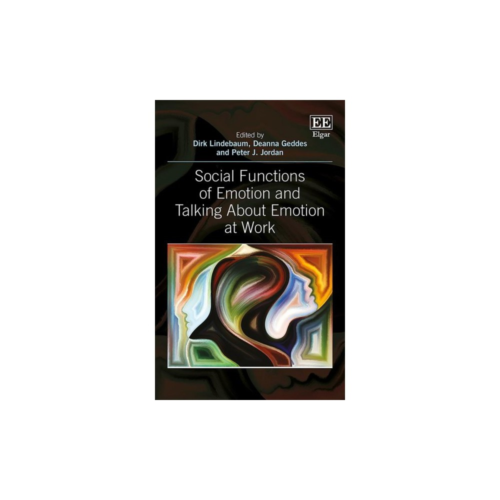 Social Functions of Emotion and Talking About Emotion at Work - (Hardcover)