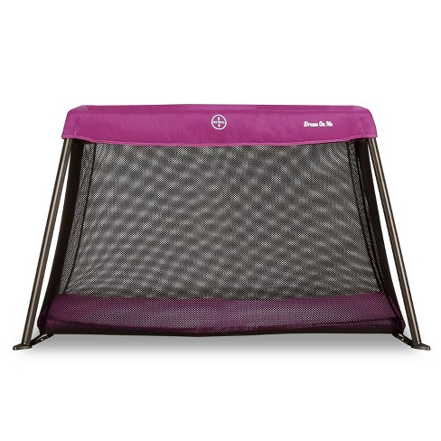 Dream On Me Travel Light Play Yard - Pink - image 1 of 4