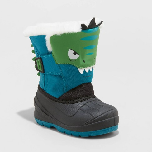Toddler Boys' Lennox Winter Boots - Cat & Jack™ - image 1 of 3