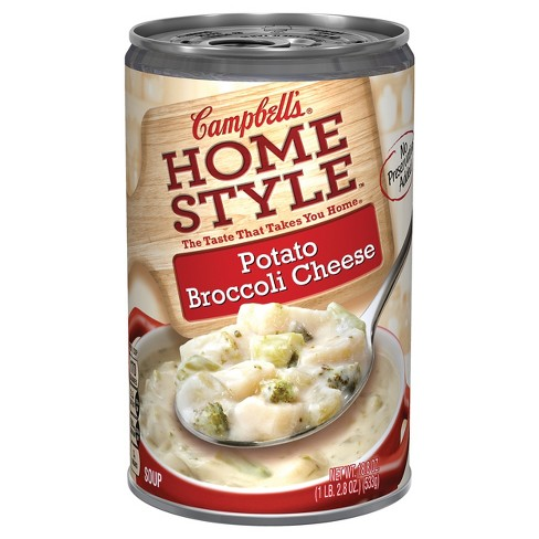 Campbell's® Homestyle™ Potato Broccoli Cheese Soup 18.8 oz - image 1 of 5