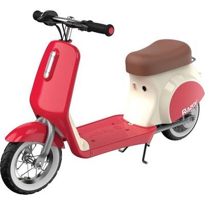 Razor Pocket Mod Petite Electric Bike - Red