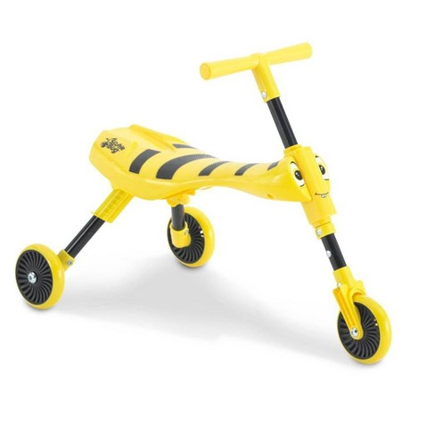 Scuttlebug Bumble Kids' Tricycle - Yellow/Black - image 1 of 4