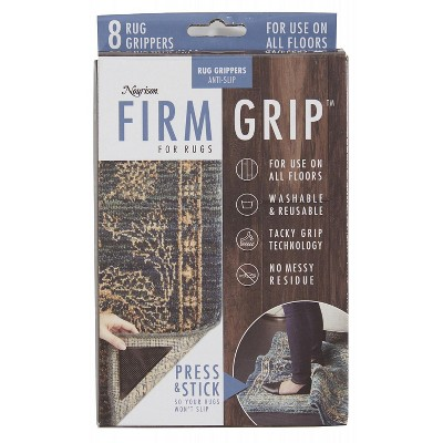 Nourison Firm Grip Anti Slip Rug Gripper - Set of 8