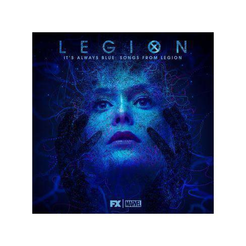 Noah Hawley - It's Always Blue: Songs From Legion (OST) (Vinyl) - image 1 of 1