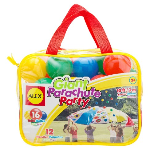 Alex Toys Active Play Giant Parachute Party - image 1 of 2