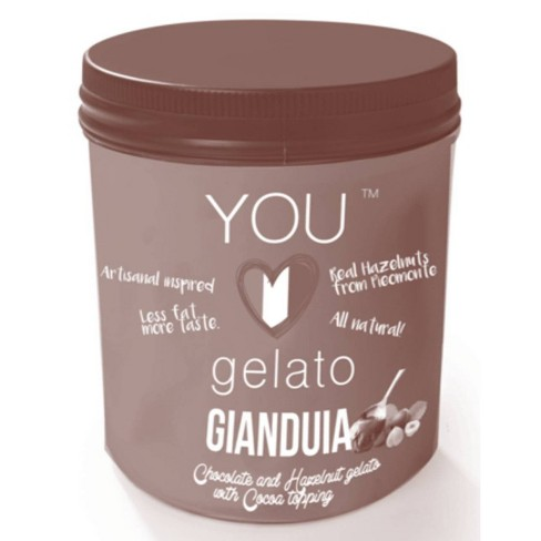 You Love Gelato Hazelnut Frozen Gelato - 16oz - image 1 of 1
