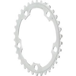 NEW Shimano SLX M665 36t 104mm 9-Speed Middle Chainring Black
