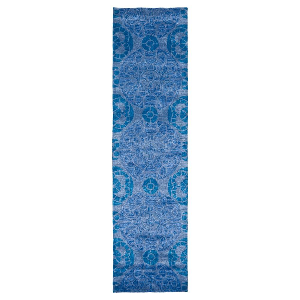 Jermayne Area Rug - Blue (2'3x7') - Safavieh