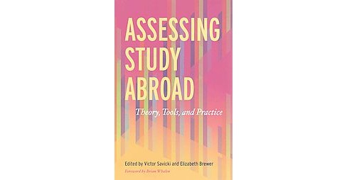 Assessing Study Abroad : Theory, Tools, and Practice (Paperback) - image 1 of 1