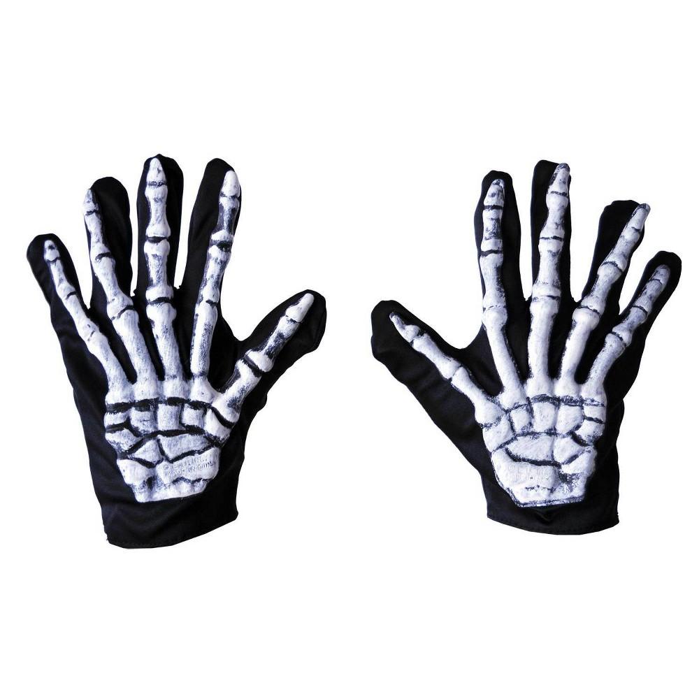 Image of Skeleton Gloves - One Size