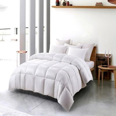 300 Thread Count Lightweight Down Fiber Comforter - Serta