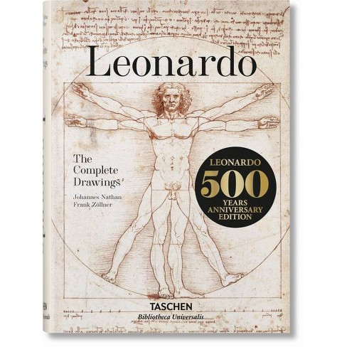 L�onard de Vinci. l'Oeuvre Graphique - (Bibliotheca Universalis) (Hardcover) - image 1 of 1