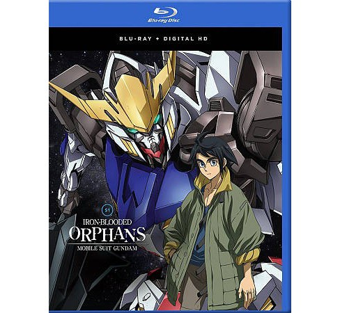 Mobile Suit Gundam:Iron Blooded Orpha (Blu-ray) - image 1 of 1
