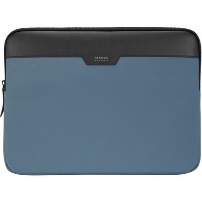 """Targus Newport TSS100002GL Carrying Case (Sleeve) for 14"""" Notebook - Blue - Scratch Resistant Interior, Scuff Resistant Interior, Water Resistant"""