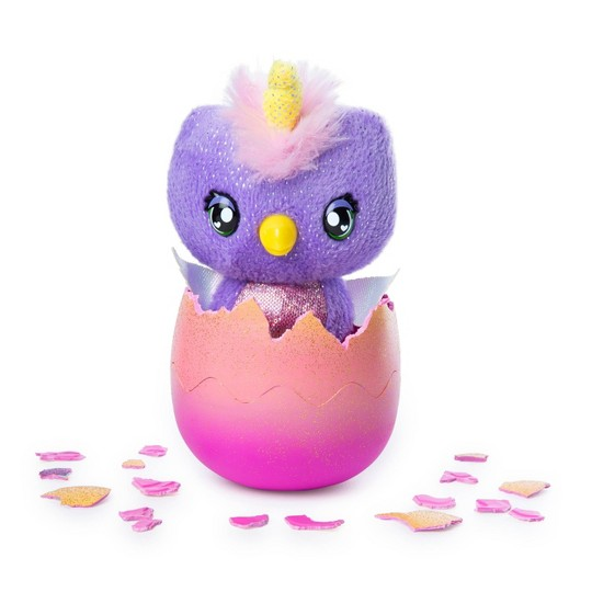 "Hatchimals Hatchtopia Life 2"" Plush Blind Pack with Interactive Game image number null"
