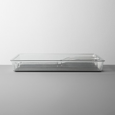 Acrylic Drawer 3 Compartment - Made By Design™
