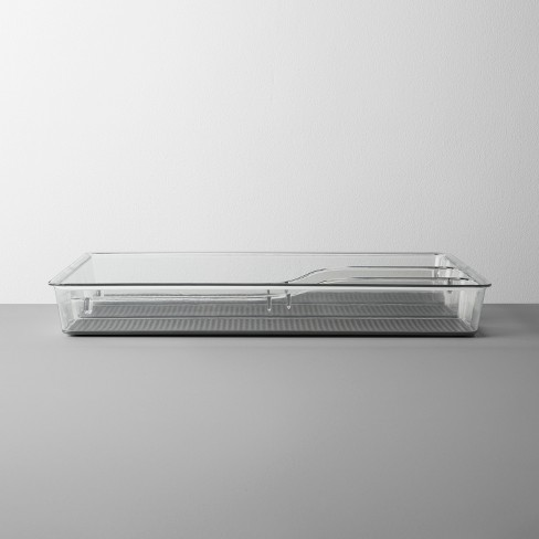 Acrylic Drawer Multi-Compartment Bin - Made By Design™ - image 1 of 4